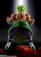 DRAGON BALL SUPER BROLY FULL POWER S.H. FIGUARTS BANDAI NEW. PRE-ORDER