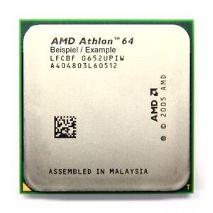 AMD Athlon 64 3500+ 2.2GHz/512KB ADA3500IAA4CW Socket/Socket AM2 Processor CPU