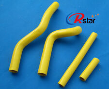 For Suzuki RM125 RM 125 2001-2008 02 2003 2004 2005 2006 silicone radiator hose
