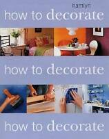 Larkin, Lara, How to Decorate, Very Good Book