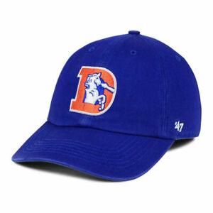 Denver Broncos NFL '47 Franchise Cap Hat Gridiron Football Vintage Retro Men's