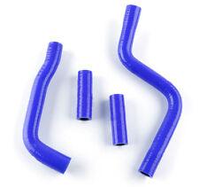 Blue Silicone Radiator Hose For YAMAHA YZ125 2003-2014 2004 2005 2006 2007 2008