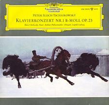 TCHAIKOVSKY Piano Concerto 1 CHERKASSKY LUDWIG DGG LPM-18013 $4 Shipping WWIDE