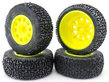Kyosho Ultima SC6 ReadySet Short Course (2.2/3.0) Mounted Tires & Wheels UMT601