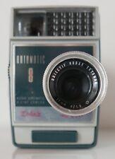 Caméra 8 mm—Kodak Automatic—Objectif Kodak Ektanar 13 mm—Années 1960