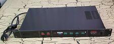 Vintage Fostex Synchronizer 4030 Pro Audio Studio Rack Mount Gear Japan