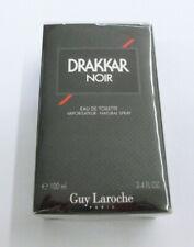 Guy Laroche Drakkar Noir eau de toilette profumo uomo 100ml nuovo sigillato vapo