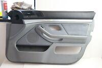 BMW E39 5er Türpappe Vorne Rechts Schwarz  Limo Touring 8212806 8159636