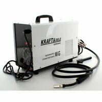 KD823 Kraft&Dele Germania MIG MAG 180/200A welder GAS GASLESS inverter