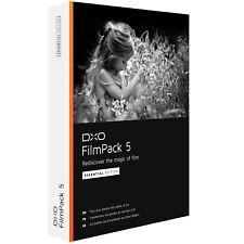 DxO Optics Pro FilmPack 5.x.x Essential Box mit CD von Fachhändler
