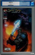 Top Cow Image Comics Soul Saga (2000 Series) # 2 Finch Variant CGC 9.8 NM/MT