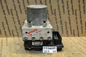 10-11 Buick Enclave ABS Pump Control OEM 25840315 Module 310-12C3