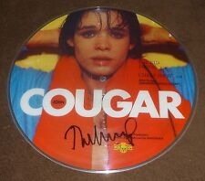 JOHN COUGAR MELLENCAMP SIGNED PICTURE DISC w/ PROOF! RARE VINYL THE KID INSIDE