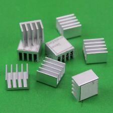 8pcs 15mm x 13mm x 6mm PC Xbox360 PS VGA Vedio Card RAM DDR Memory Heatsink Tape