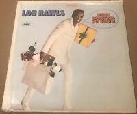 record Lou Rawls- Merry Christmas Ho! Ho! Ho! Capitol Records ST- 2790