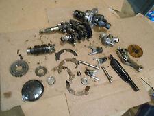 Yamaha Virago 1983 XV500 XV 500 XV500K transmission gears oil pump MISC engine