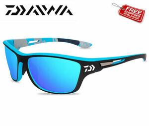 DAIWA Polarized Sunglasses UV400 Course Sea Fishing Carp Fishing Pike Bass Perch