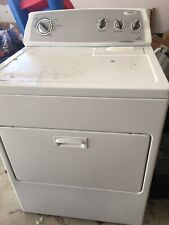 Whirlpool Electric Dryer. Is repairable