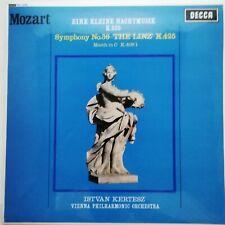 Mozart: Eine kleine Nachtmusik etc. / Kertesz / VPO / Decca LP SXL 6091