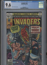 THE INVADERS #24 NM 9.6 CGC CLASSIC GIL KANE COVER