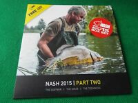 FISHING DVD. NASH 2015 PART TWO