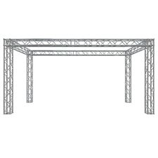 Global Truss Tb 10x20 Square Trade Show Booth With Ujb Corners F34 002