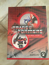 Transformers OPTIMUS PRIME Palisades Collectors Club