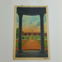 Southern Baptist Theological Seminary Louisville Kentucky Vtg Postcard Litho