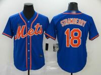 Men's New York Mets Darryl Strawberry Player MLB Jersey