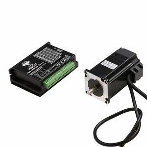 NEMA23 23SSM6440 Closed-Loop Stepper motor 1.1N.m 1000line&HBS57 LONGS MOTOR