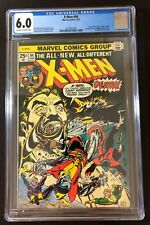 X-Men #94 CGC 6.0. New Team Begins. Wolverine, Storm, Colossus, Nightcrawler