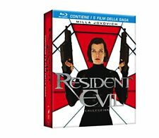 Resident Evil Collection (5 Blu-ray) Sony Pictures