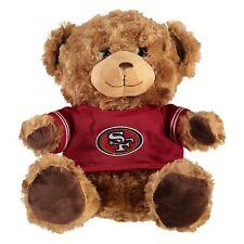 NFL San Francisco 49ers 10 Inch Jersey Shirt Bear Kids Fanatics