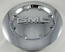 ONE 07- 14 GMC SIERRA Denali 1500 YUKON XL DENALI Hub Wheel Chrome Center Cap