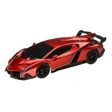 Artículos de automodelismo y aeromodelismo color principal rojo Lamborghini de escala 1:18