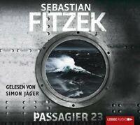 SEBASTIAN FITZEK - PASSAGIER 23 4 CD NEU