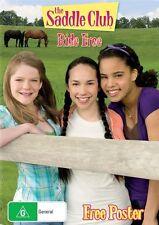 The Saddle Club - Ride Free (DVD, 2010)