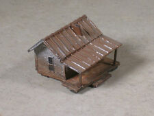 Z Scale Ozark Mountain Hill Billy House, Type #8