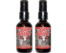 2X Deer Antler Velvet Extract Spray IGF-1  2 oz Maximum Strenght Formula NEW