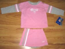 NEW ST. LOUIS RAMS CHEERLEADER UNIFORM OUTFIT JERSEY 3T