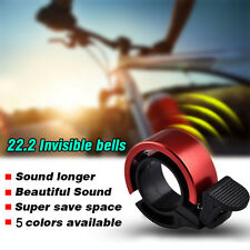 Invisible RD Road bike Bicycle Bell Invisible 31.8mm Handlebar Clamp Ring Horns