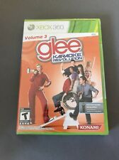 Karaoke Revolution Glee Volume 3 Xbox 360 Game New And Sealed Free Shipping