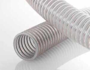 Pelletschlauch ø 51mm, Förderschlauch, Saugschlauch, Spiralschlauch