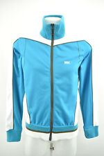 HELLY HANSEN Womens Jacket High Collar Zipped Blue Coat Size L