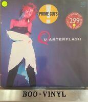 LP Vinyl 12 inch Record Album Quarterflash Back Into Blue Vg+ Con