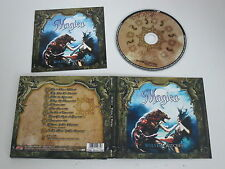 MAGICA/WOLVES AND WITCHES(AFM RECORDS AFM 230-9) CD ALBUM