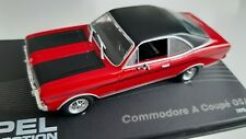 Opel Collection - Opel Commodore A Coupe GS/E - scale 1/43 - Red - Eaglemoss/Ixo