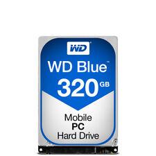 """Discos duros internos 16MB 2,5"""" para ordenadores y tablets para 320GB"""