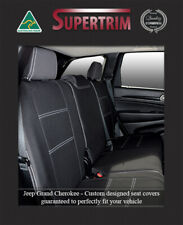 Rear Seat Covers Fit Jeep Grand Cherokee Srt Waterproof Premium Neoprene