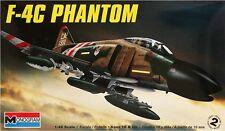 Revell Monogram F-4C Phantom Supersonic Jet model kit 1/48